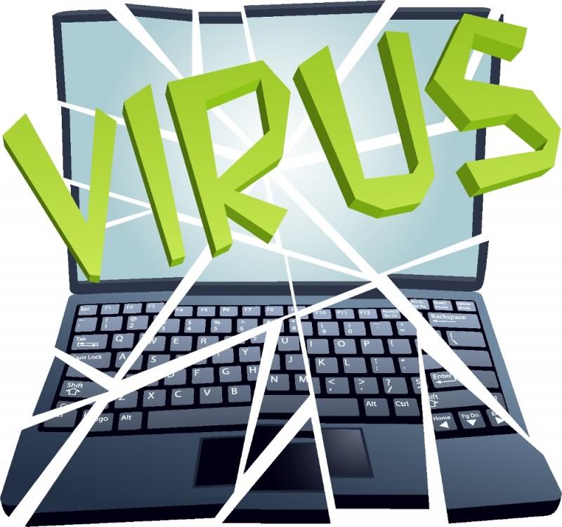 Top 5 des virus informatiques les plus virulents !