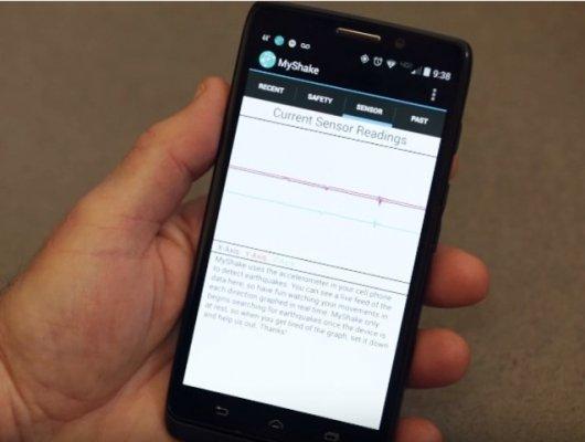 Le Smartphone pour sauver des vies