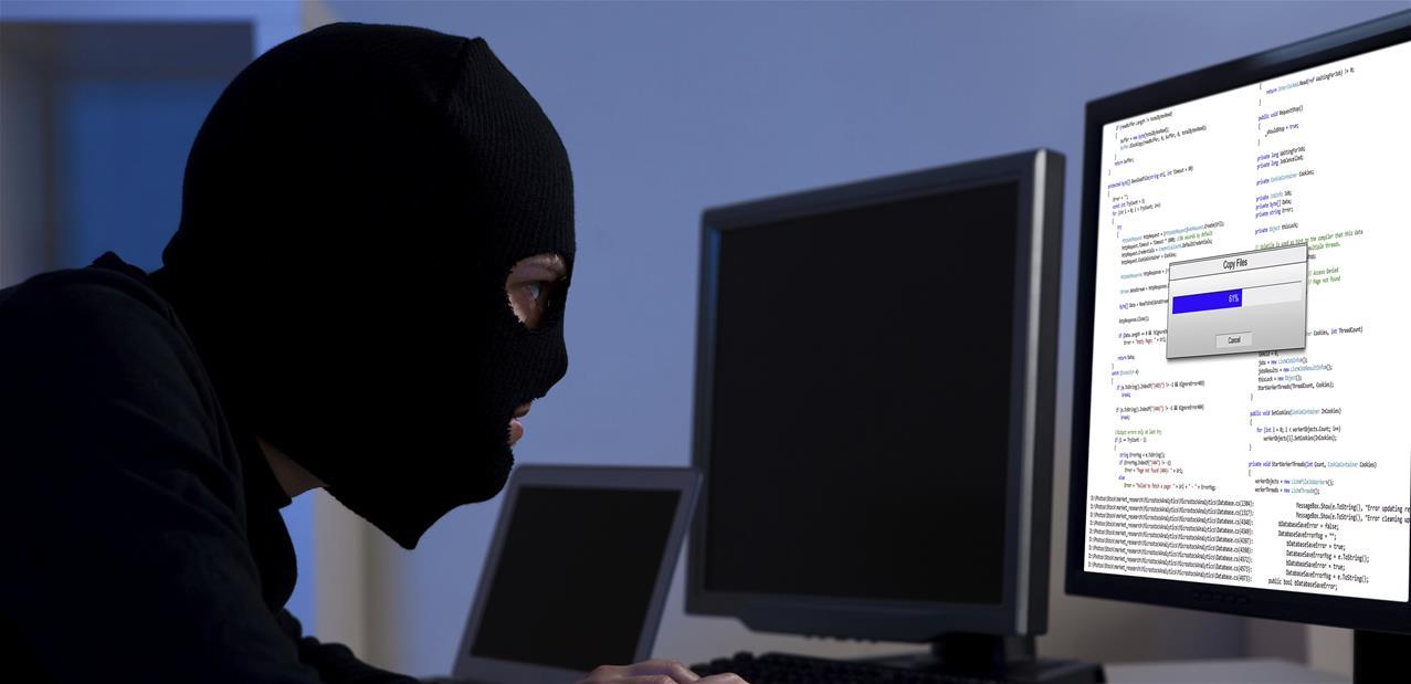 Le piratage informatique