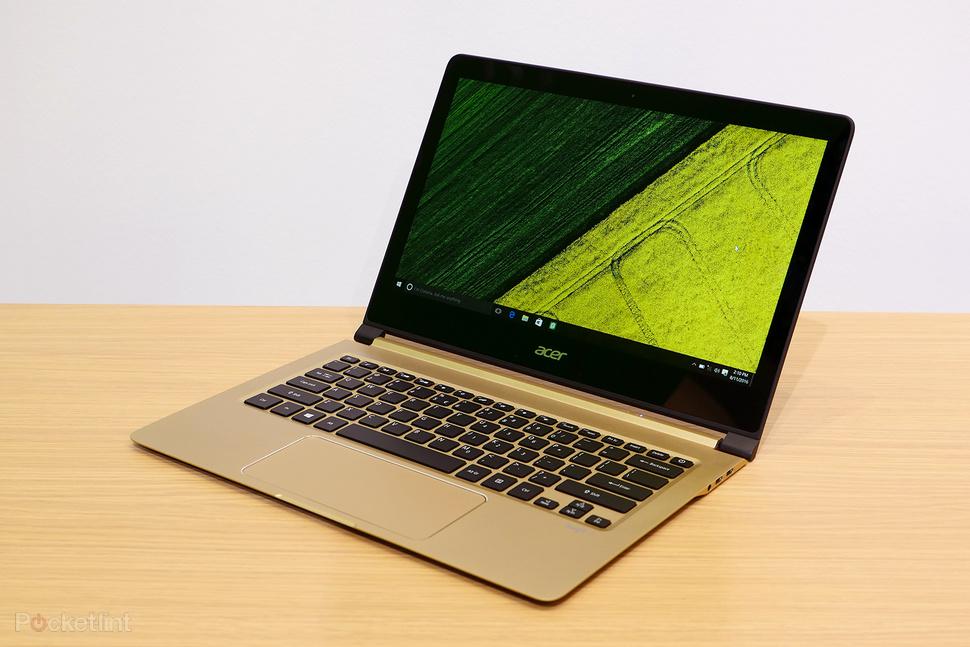Tout savoir de l'Acer Swift 7