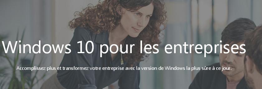 Windows 10 S pour les entreprises ?