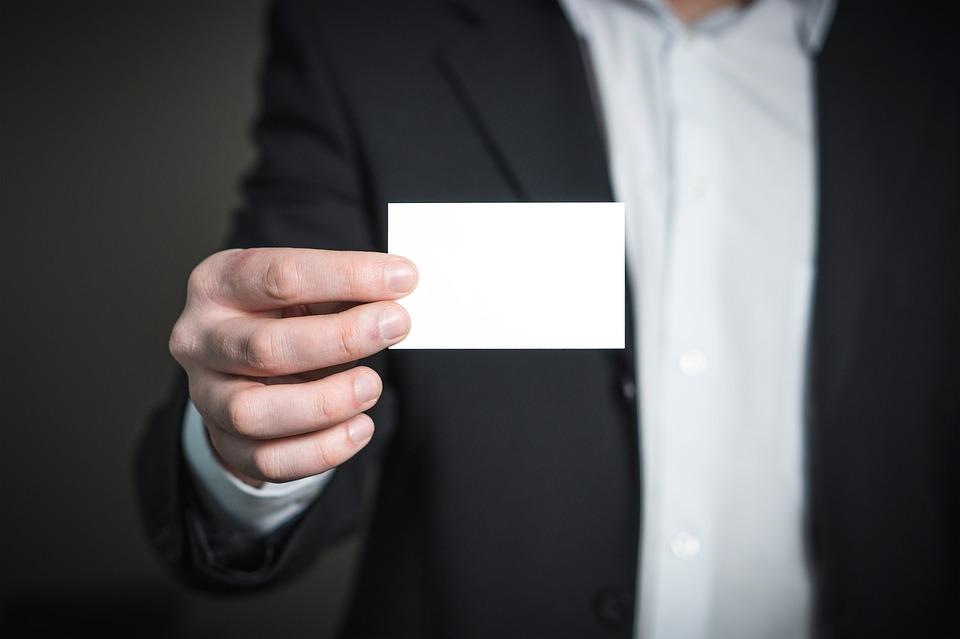 Comment choisir ses cartes de visites ?