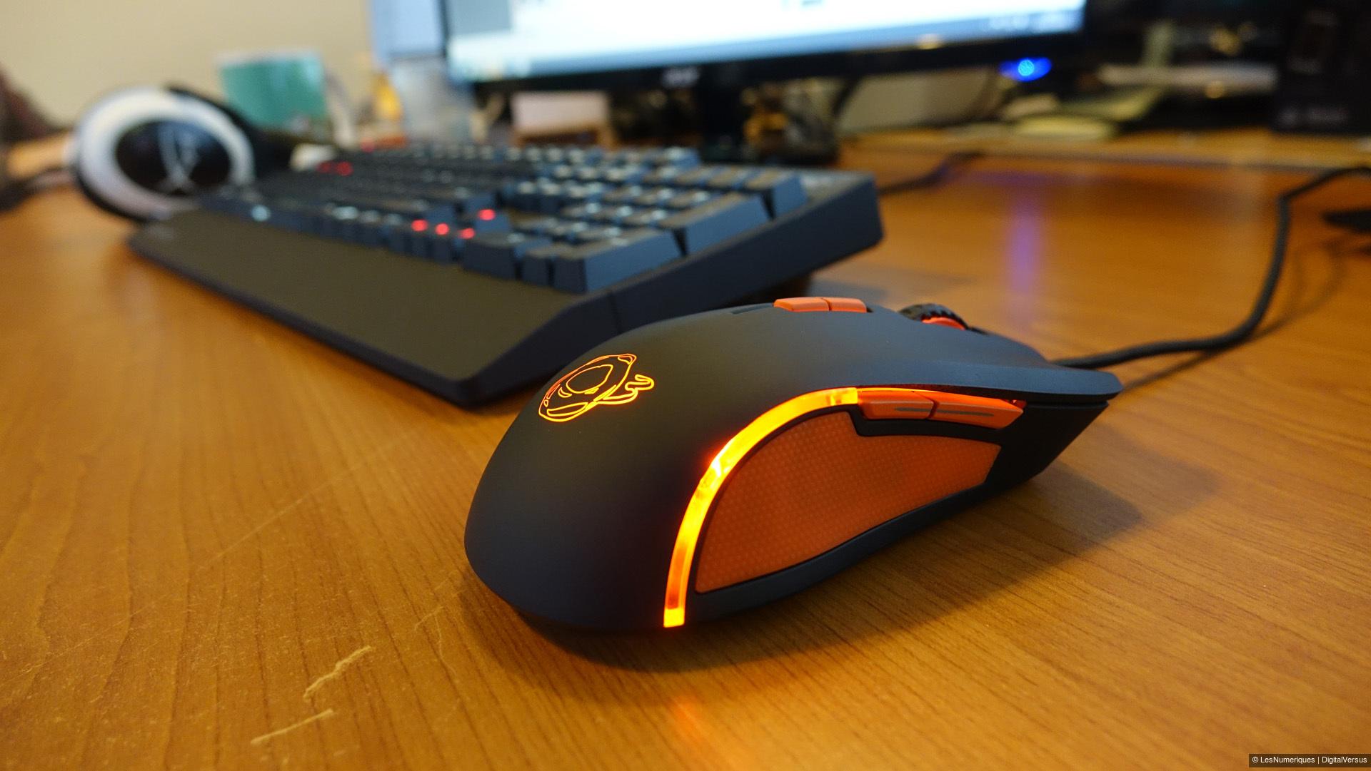 La souris d'un ordinateur : un périphérique indispensable