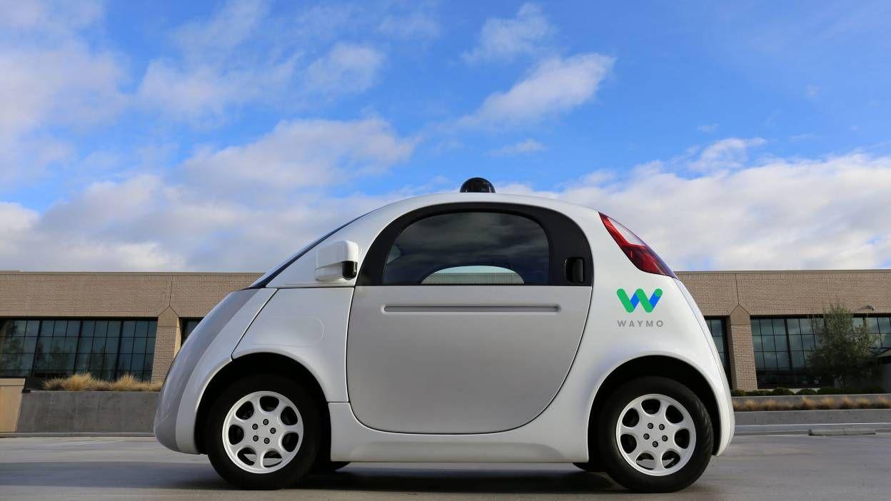 Une découverte innovante : le Google car