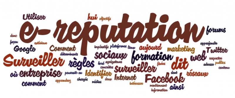 Soignez votre réputation en ligne
