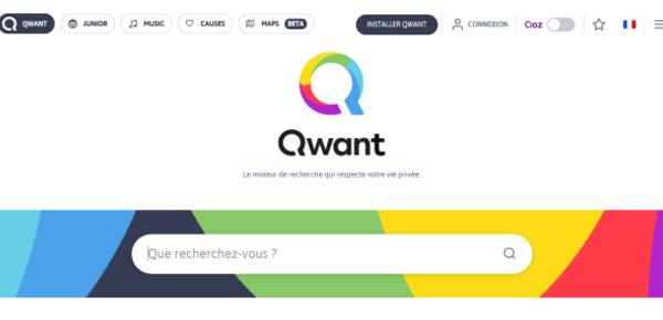 Qwant : est-ce vraiment le moteur de recherche qui respecte votre vie privée?