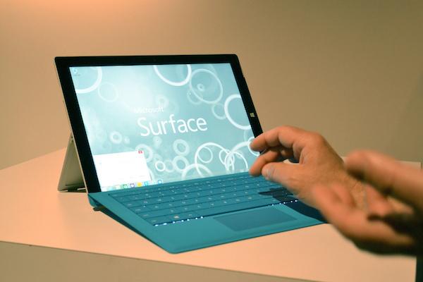 La Surface pro 3 peut-elle remplacer votre ordinateur portable?