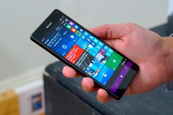 Lumia 950 un smartphone de qualité